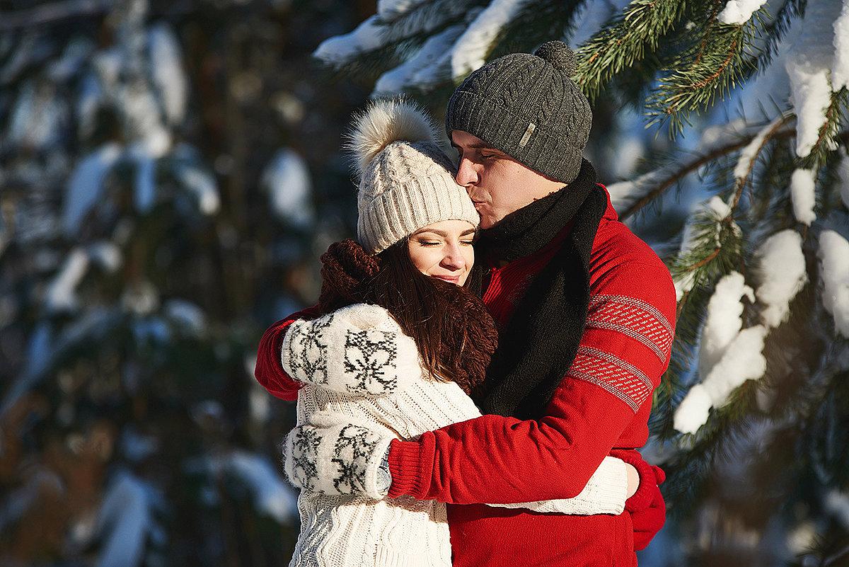 доставка схеме зимние фотосессии на улице для пары его видел