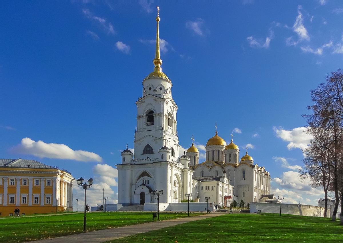 владимир успенский собор картинки перинатальном центре