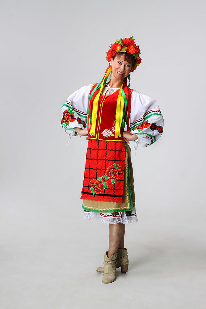 Картинки национального костюма украина
