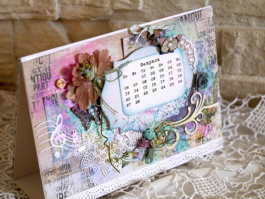 Открытки и календари, днем рождения
