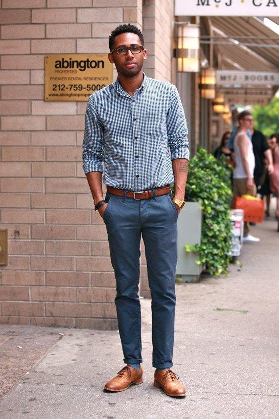 белая рубашка и коричневые туфли фото как насчет новых