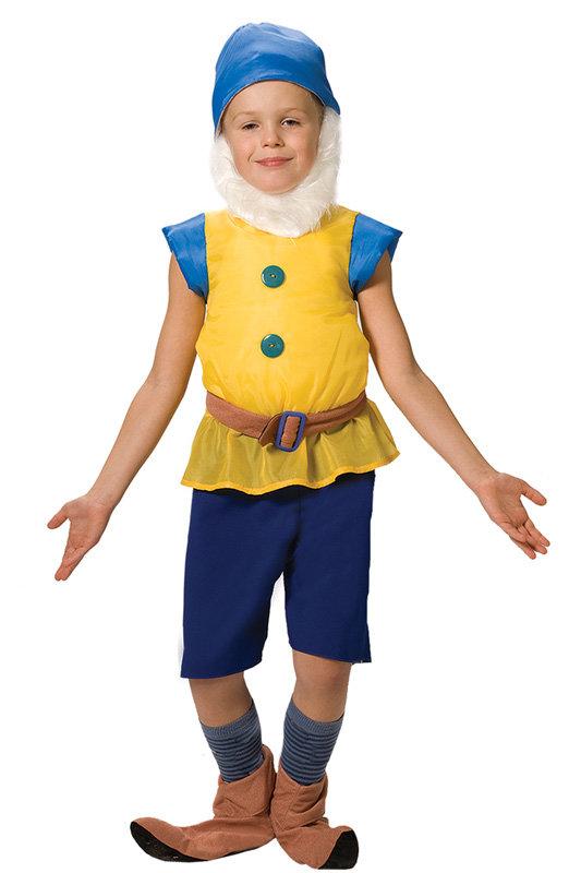 Картинка костюм гнома для детей
