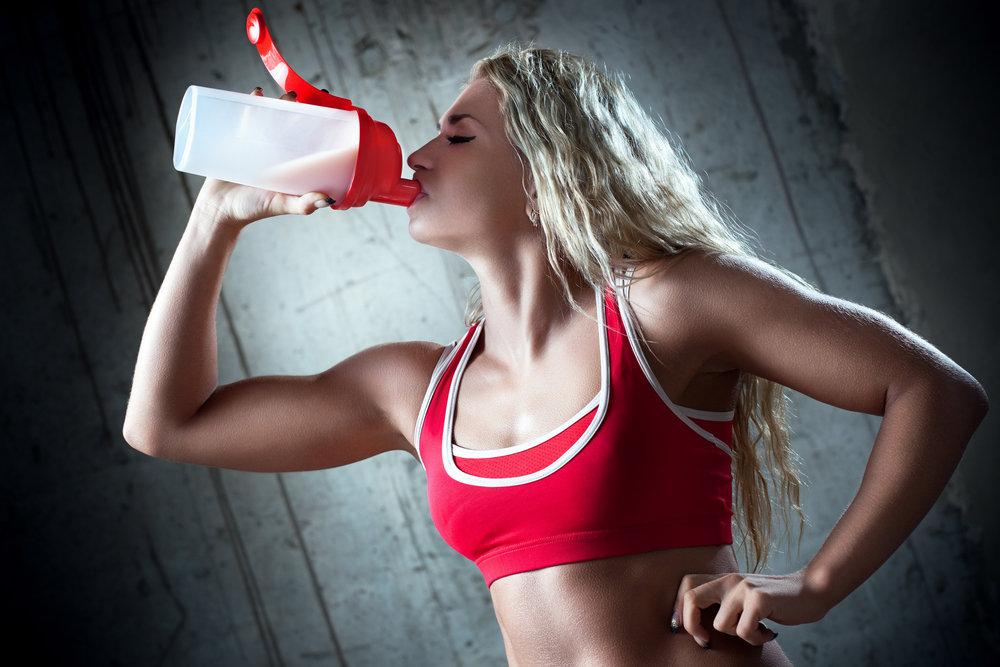 какие спортивные добавки нужно принимать для похудения