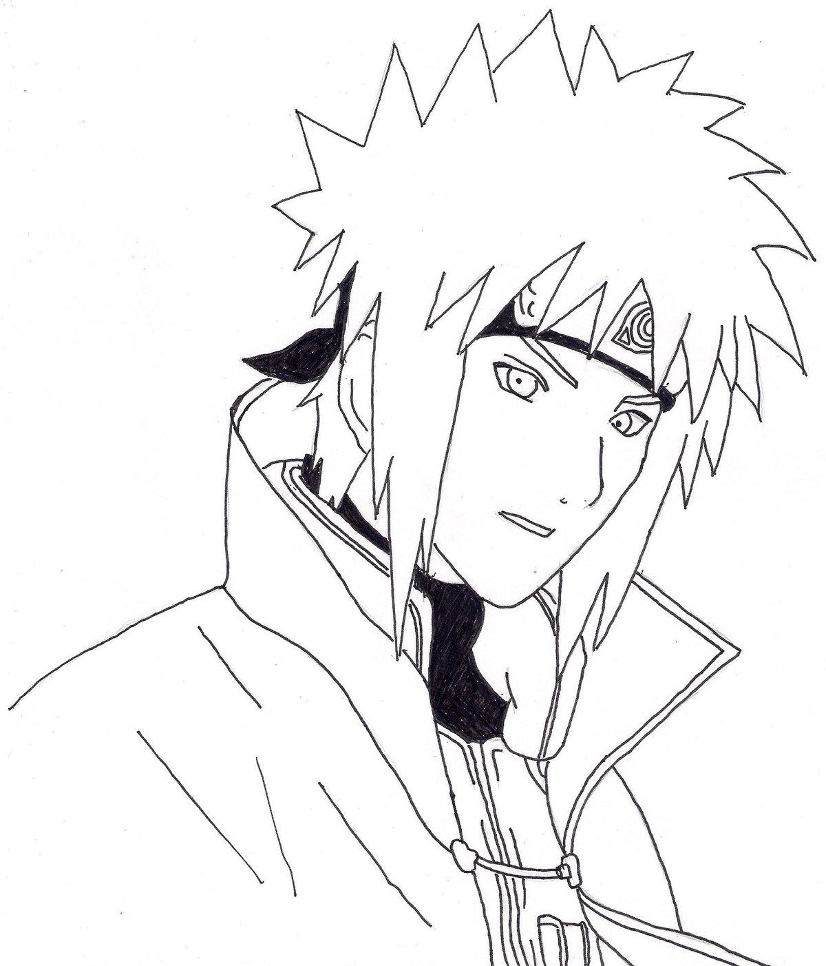 Картинки из аниме все персонажи для срисовки