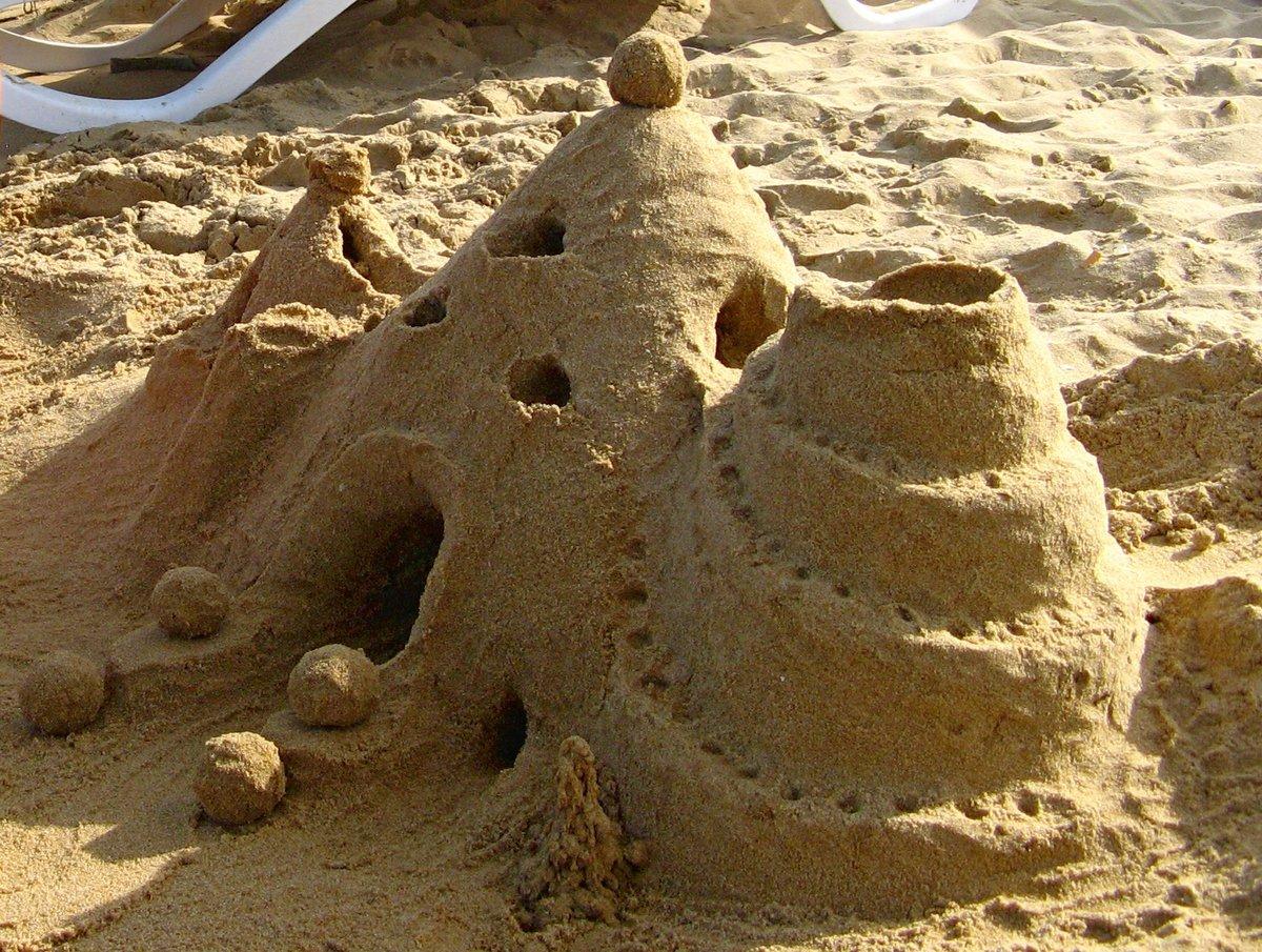 Картинки чудеса на песке