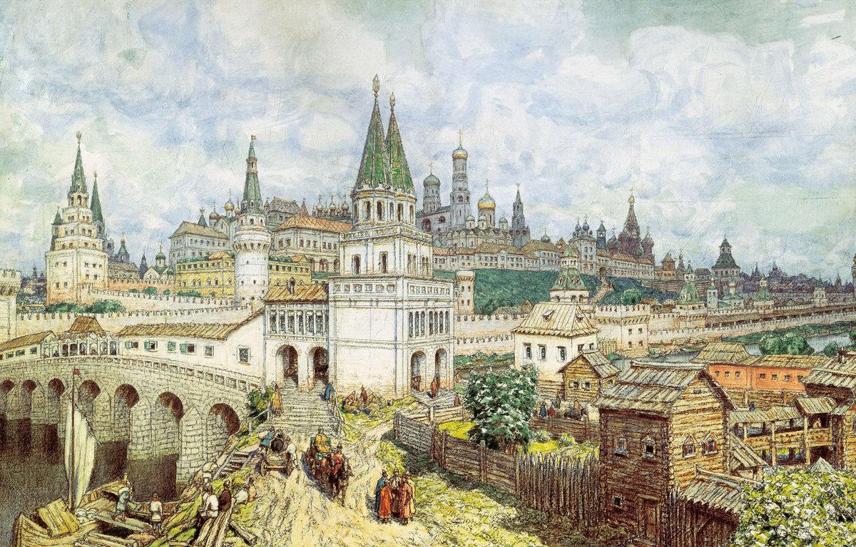 Картинки старой москвы 11-15 веков, картинки ла2 самые