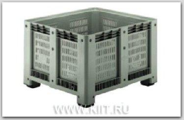 контейнер пластиковый 1200х1000