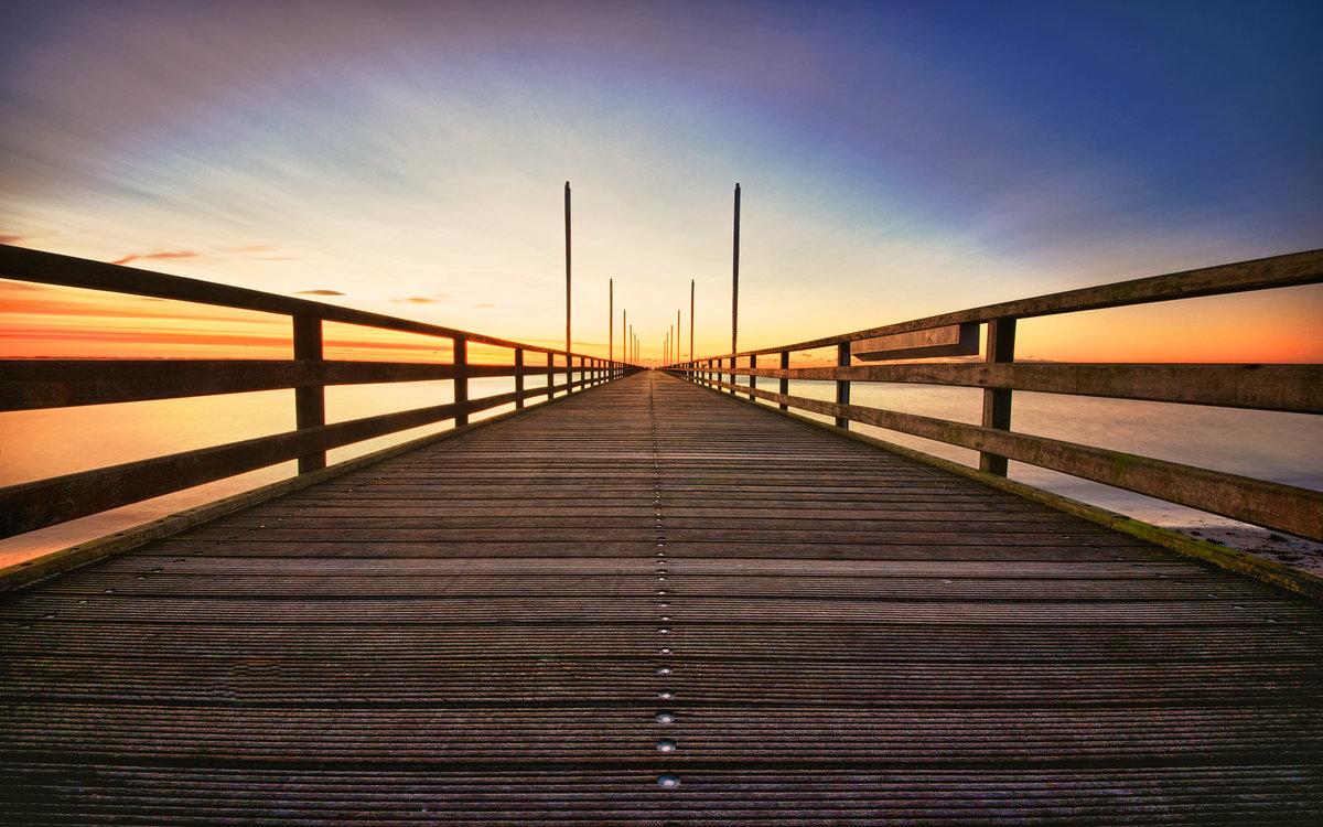 Открытки любимому, картинки на мосту