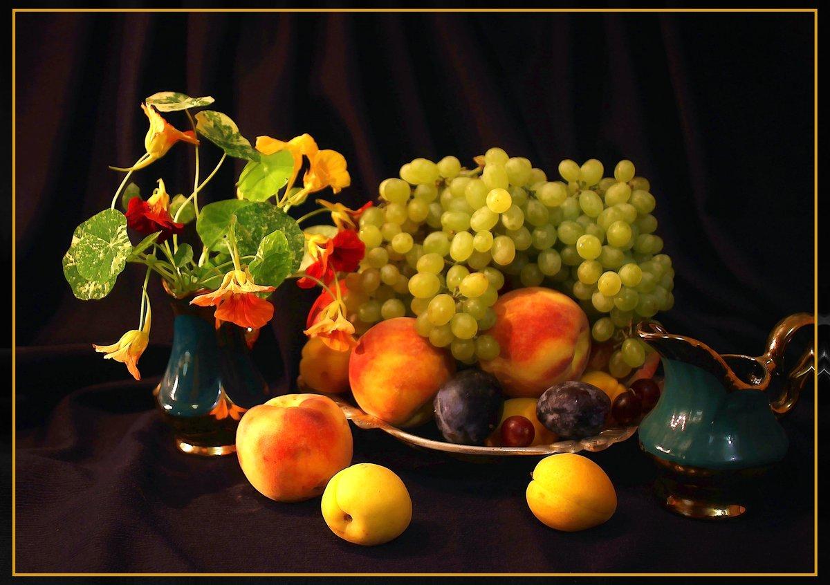 картинки фрукты натюрморт каком направлении