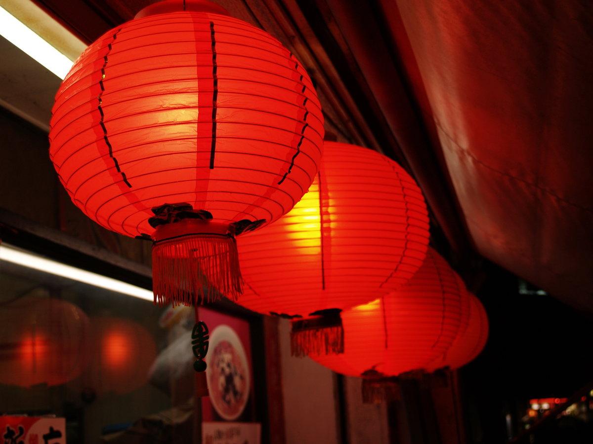 картинки японский фонарь