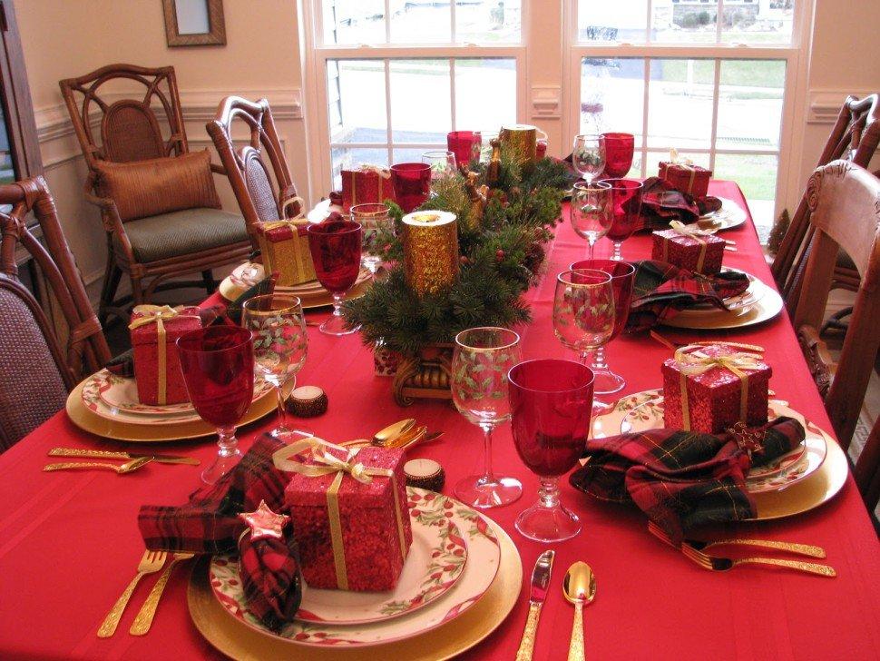 Decorations Christmas Dinner Inspiring Styles Of Christmas Dinner