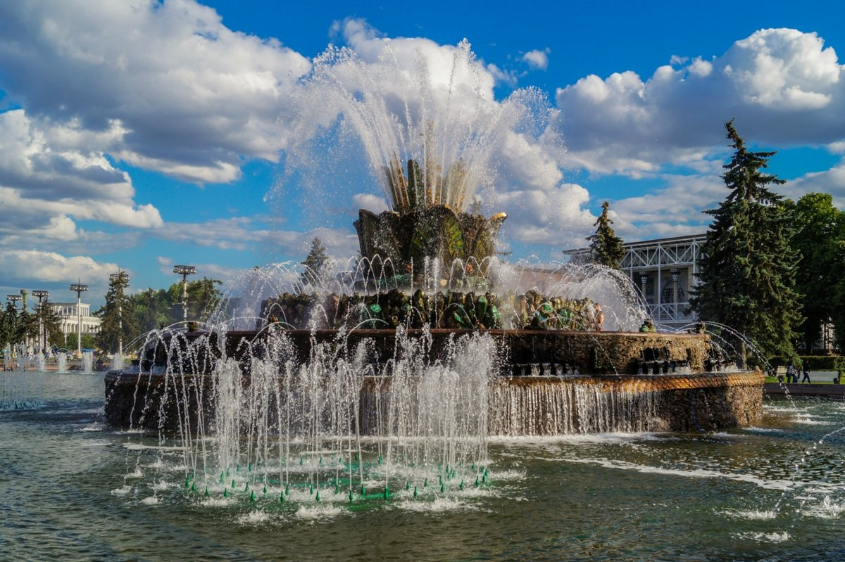 фонтаны в россии последний водопад