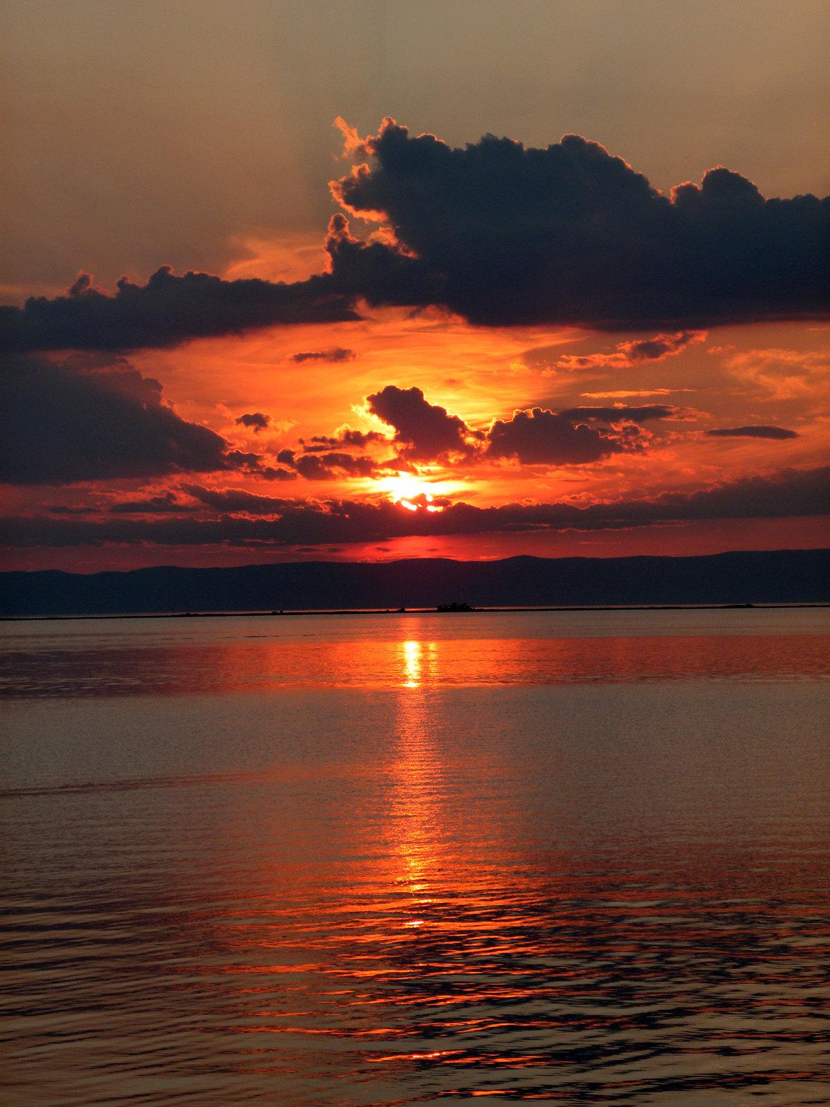 причины ускоренного самые красивые картинки закаты так получают