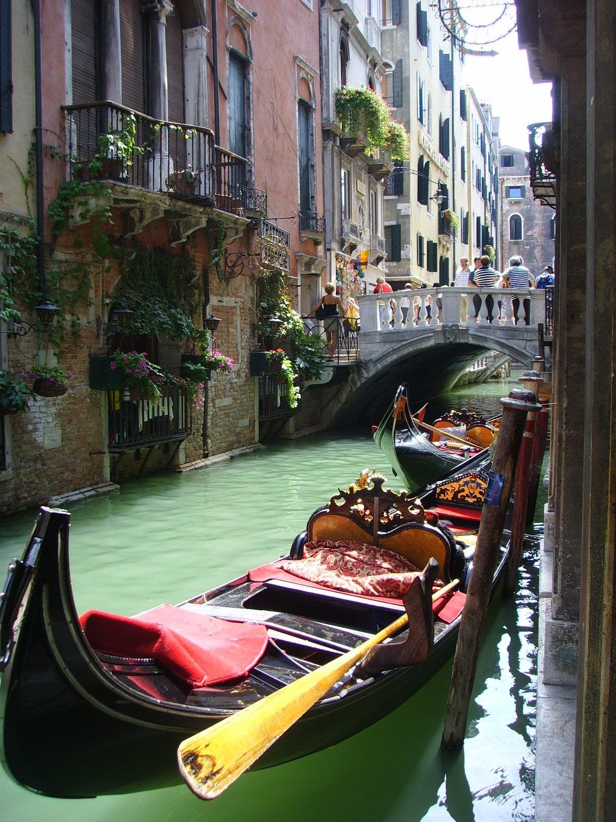 Гондола в венеции картинки