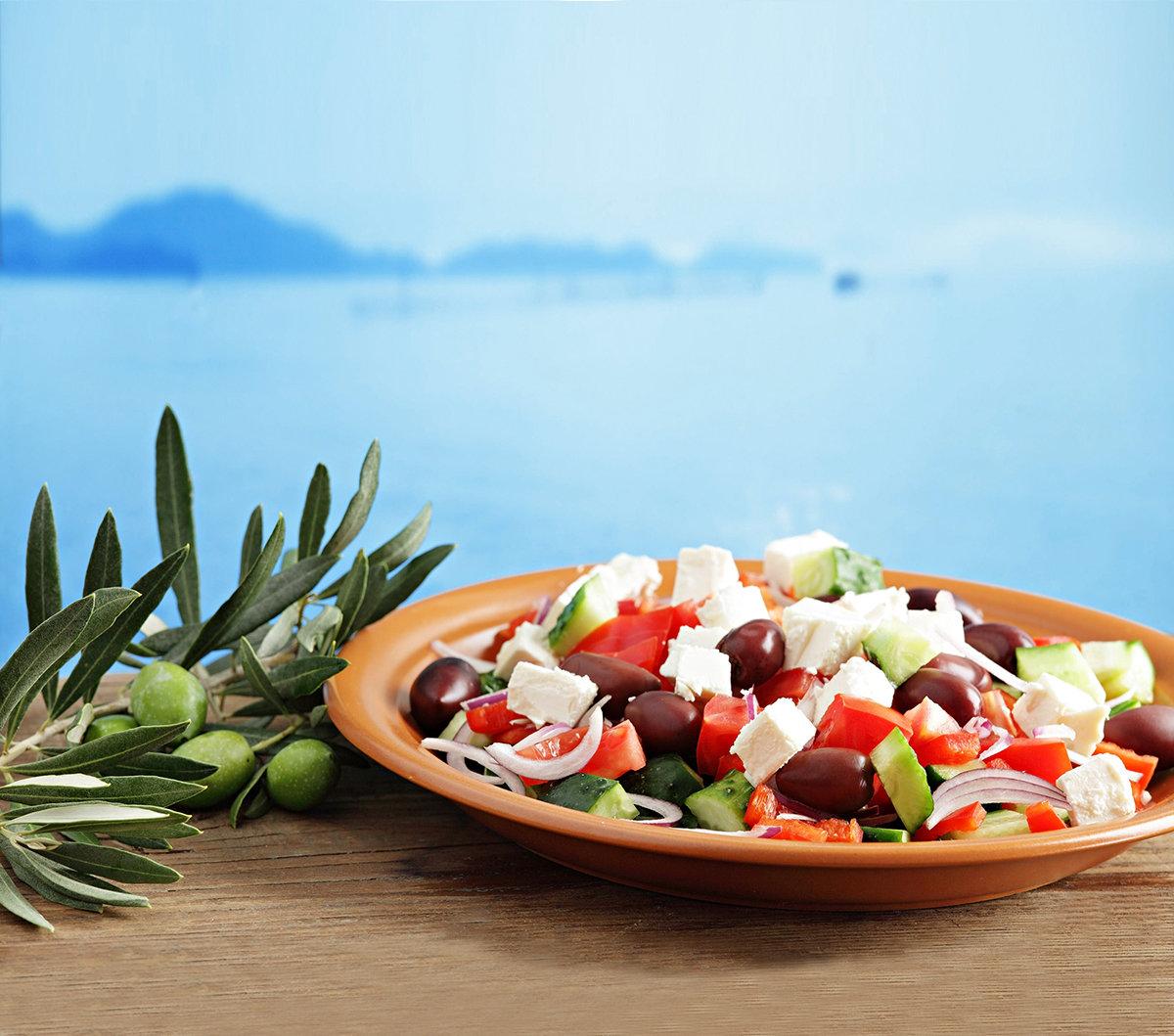 Средиземноморская диета медицина