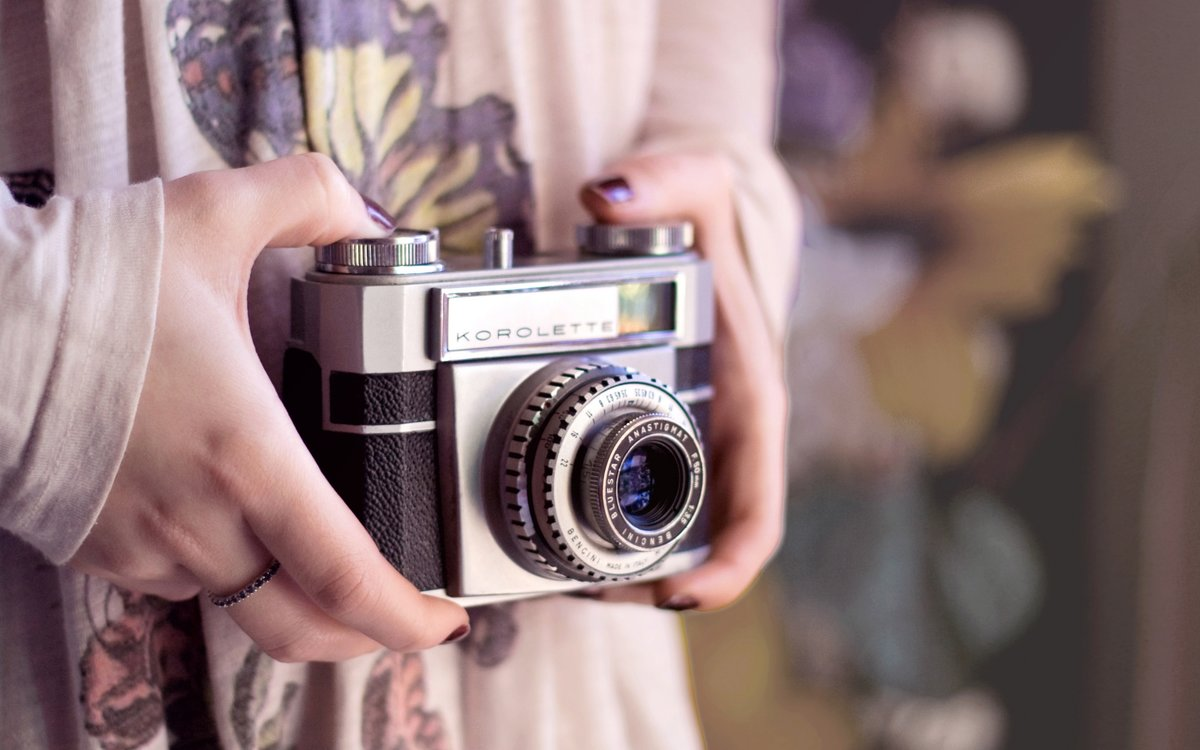 творческий стиль бледный в фотоаппарате изначально создавались как