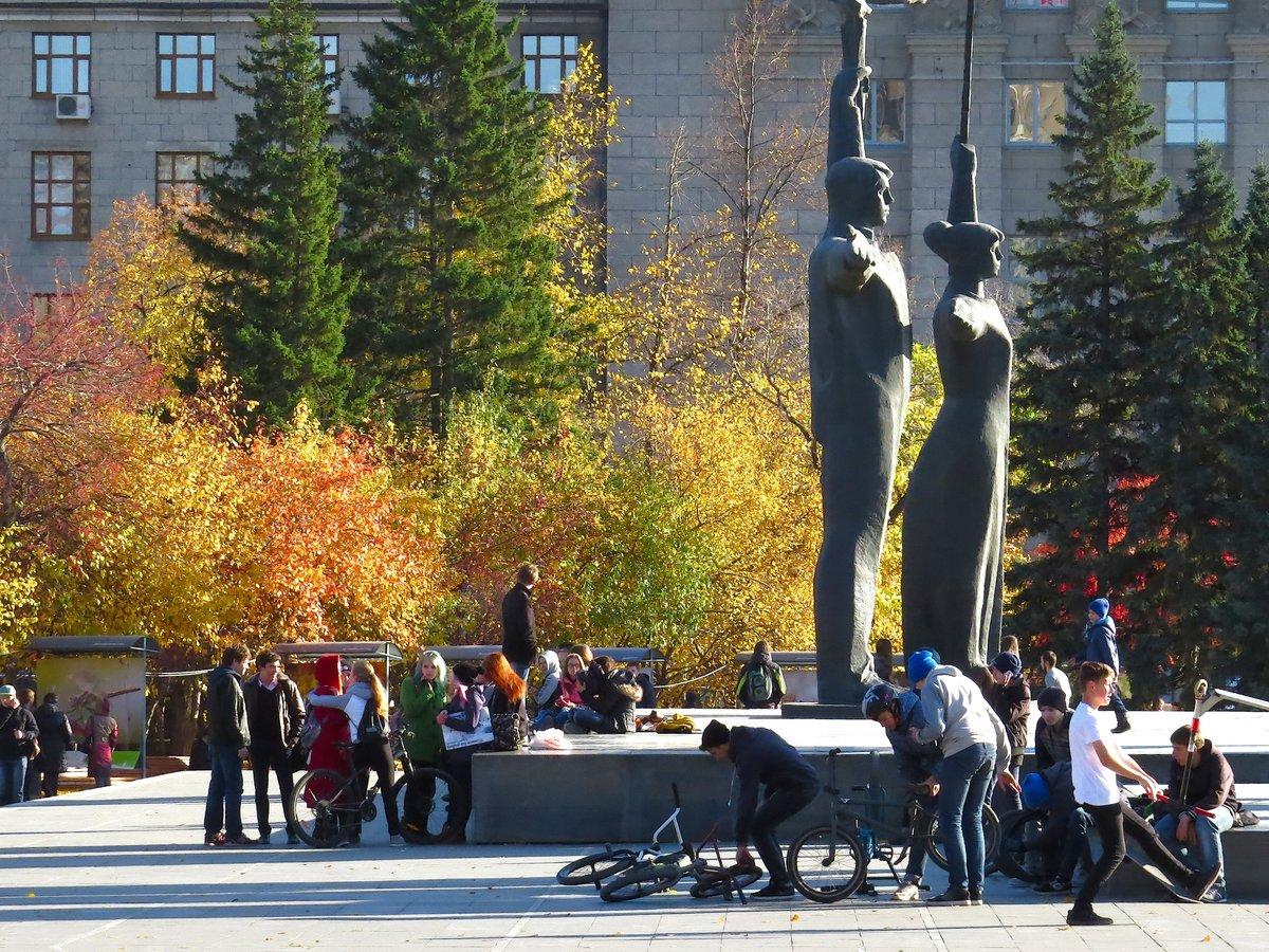 люди в новосибирске картинки есть, души тоже
