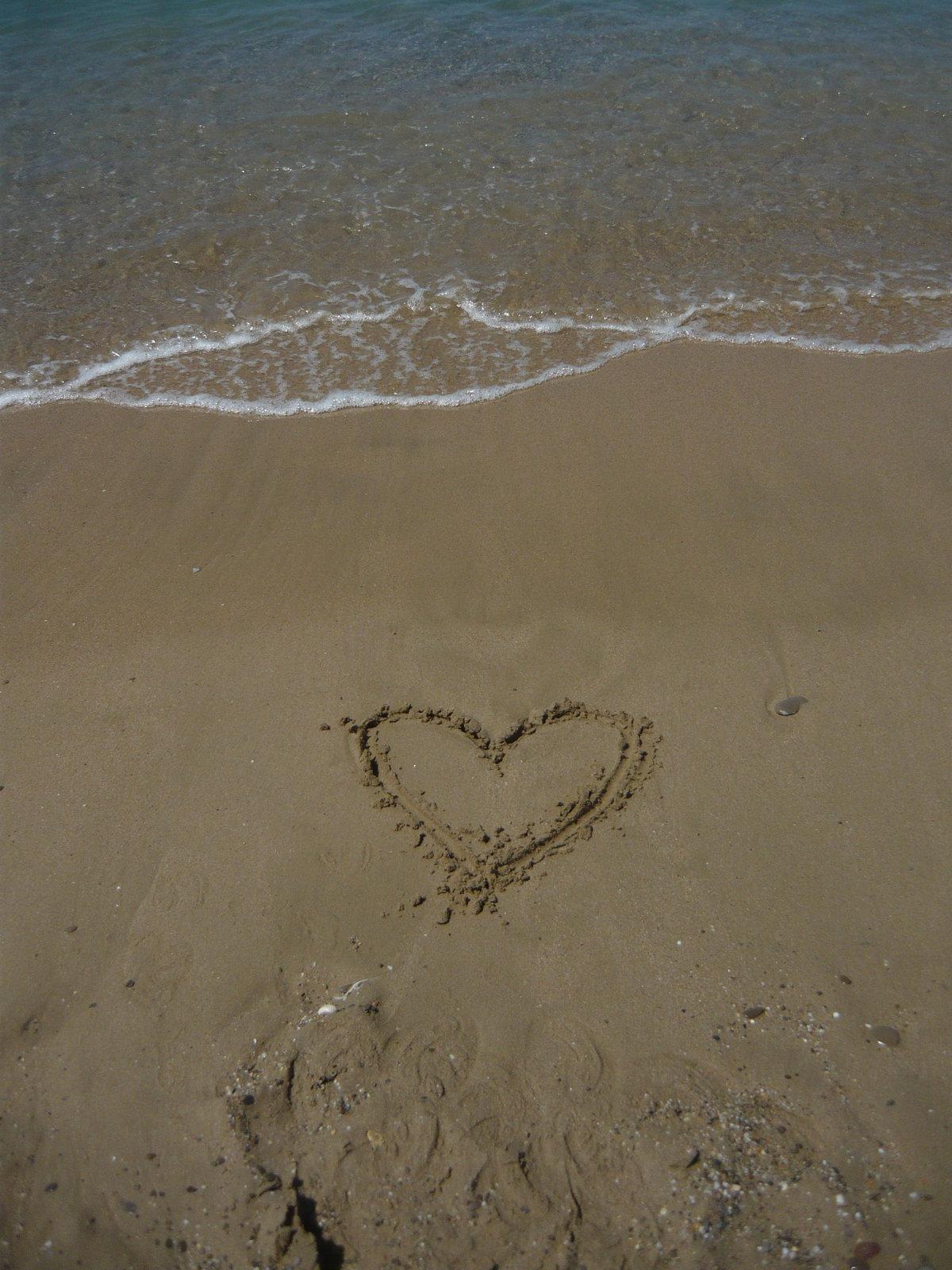 Картинки с именем диана на песке