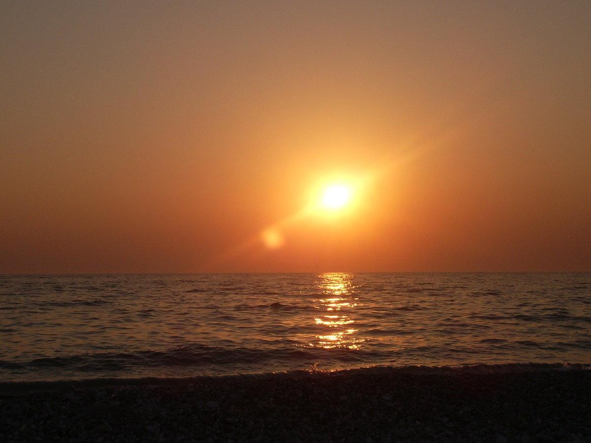 July Sun