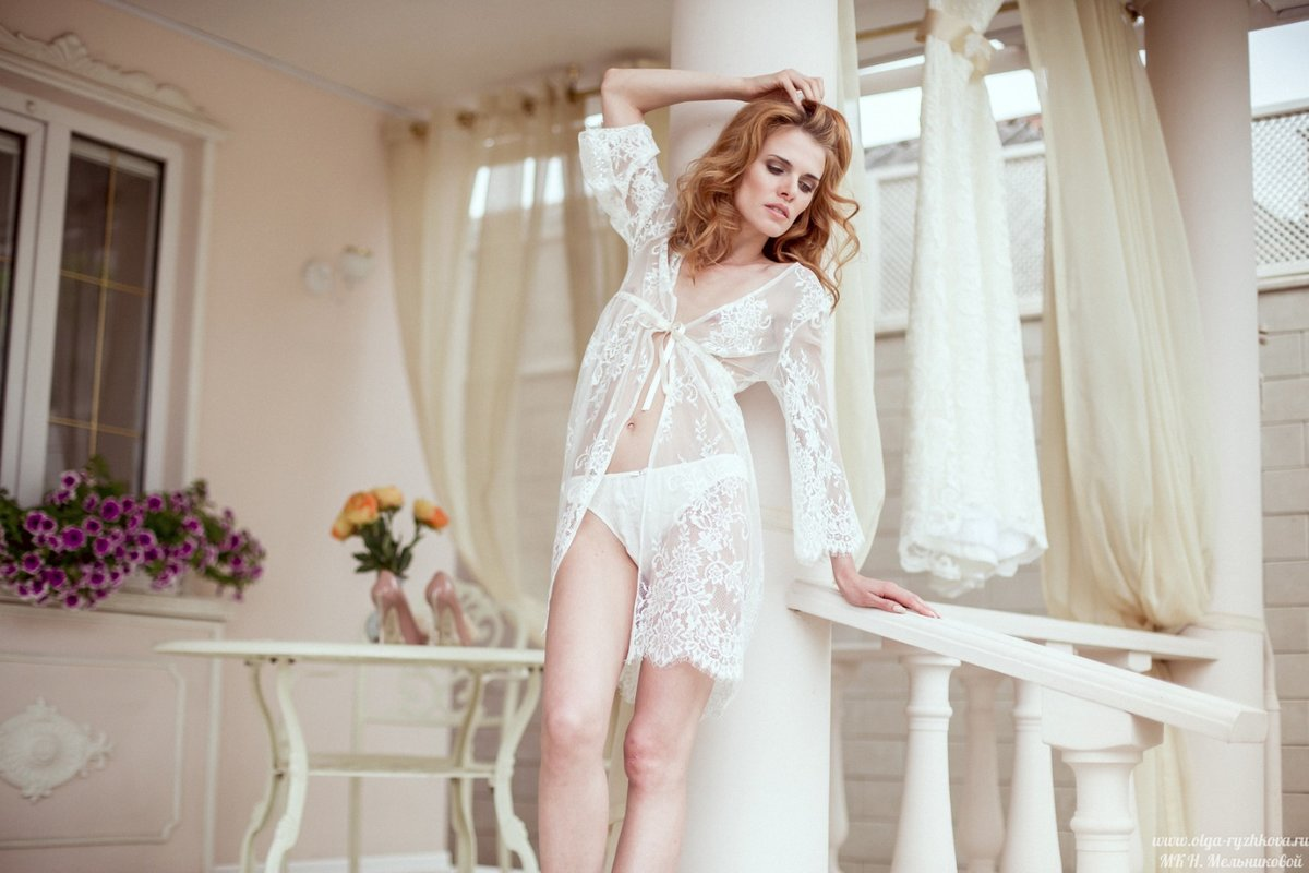съемка невест в белье нее постоянно