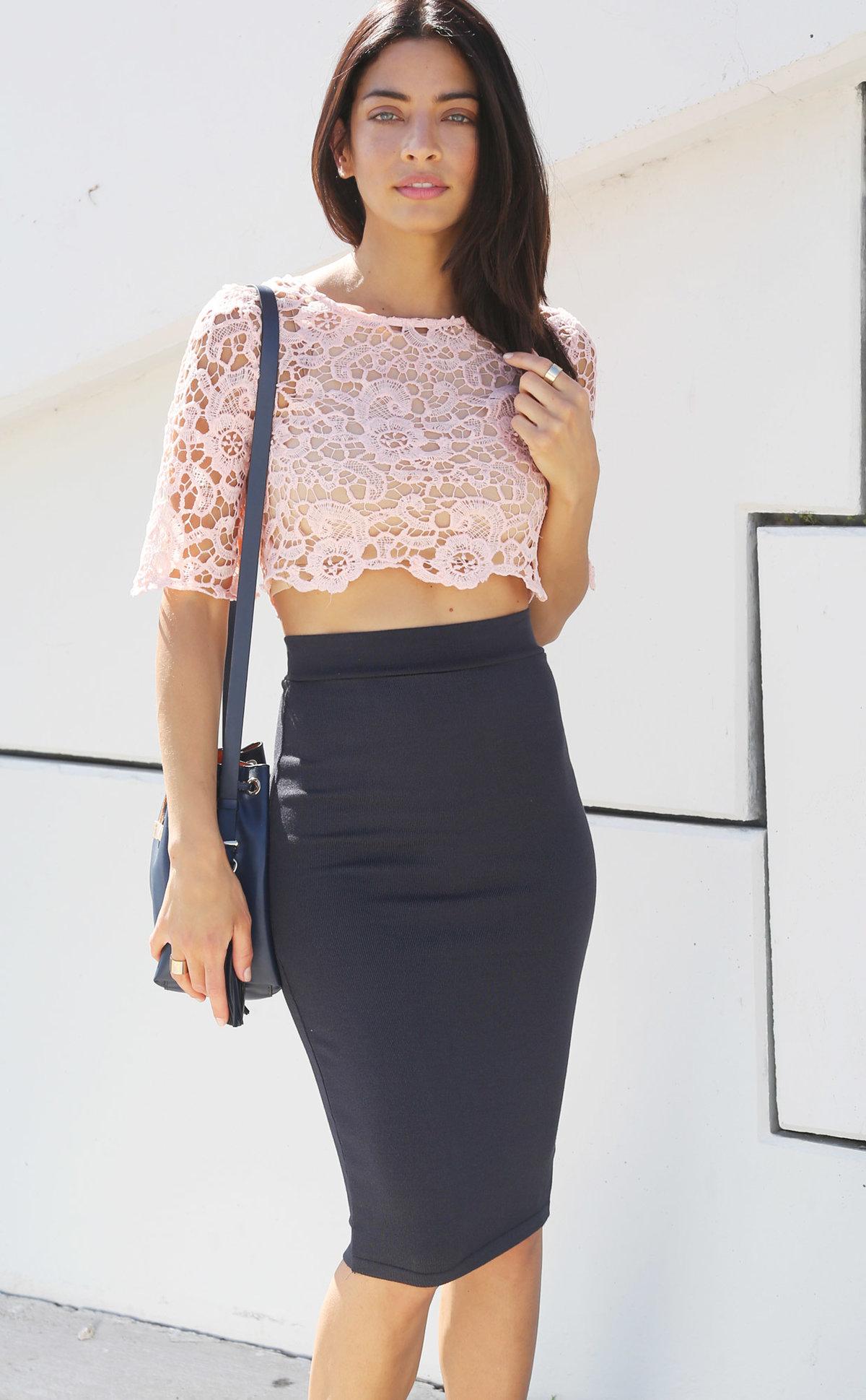 Картинка юбка с топом