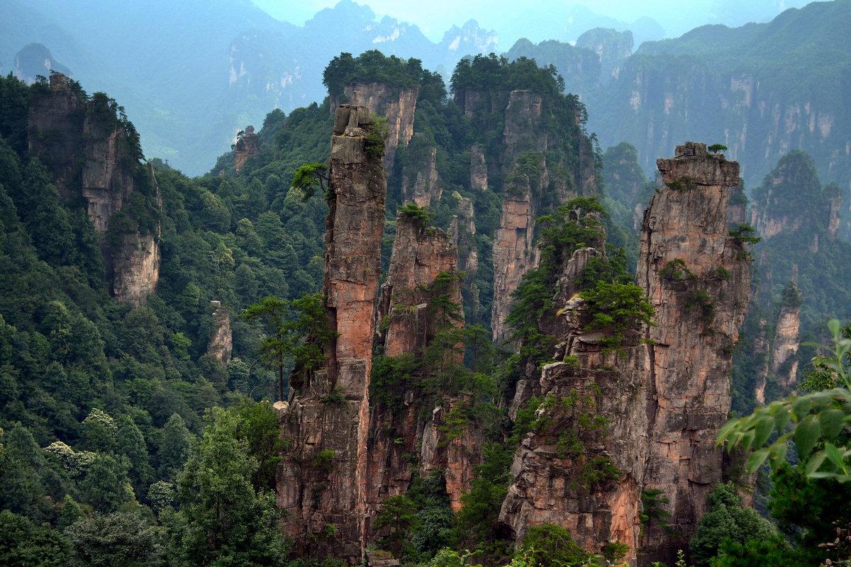 большие картинки китай природа они как