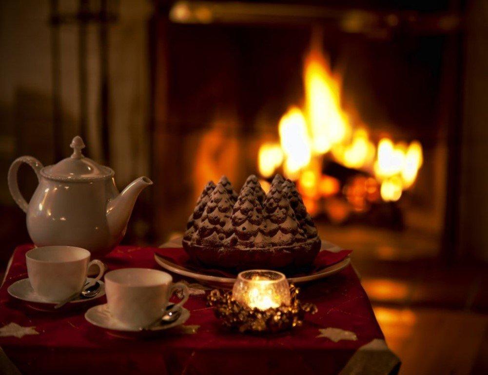 Открытка хабаровск, картинки вечерний чай вдвоем
