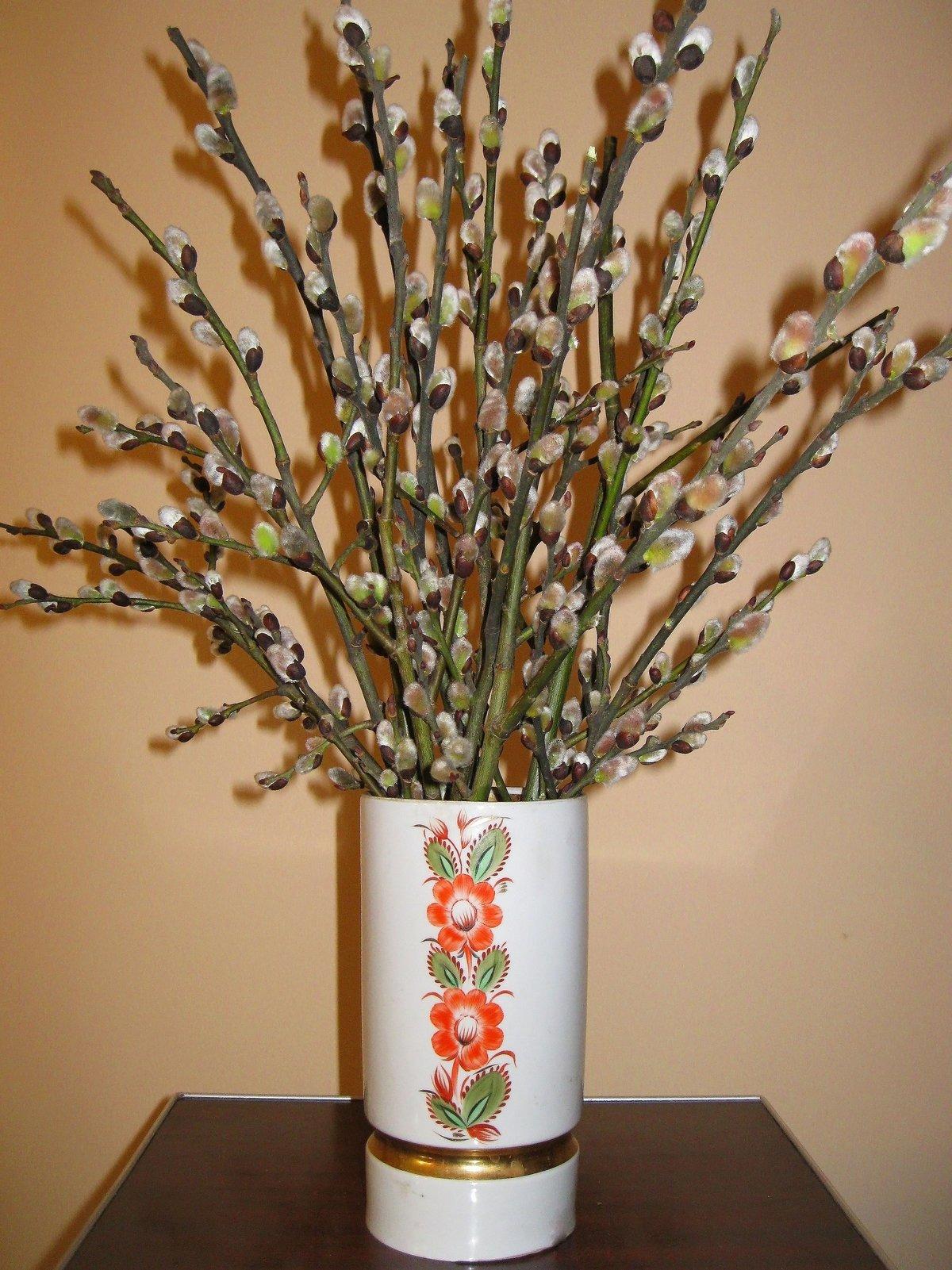 Весенний букет из веток своими руками, цветы подарков