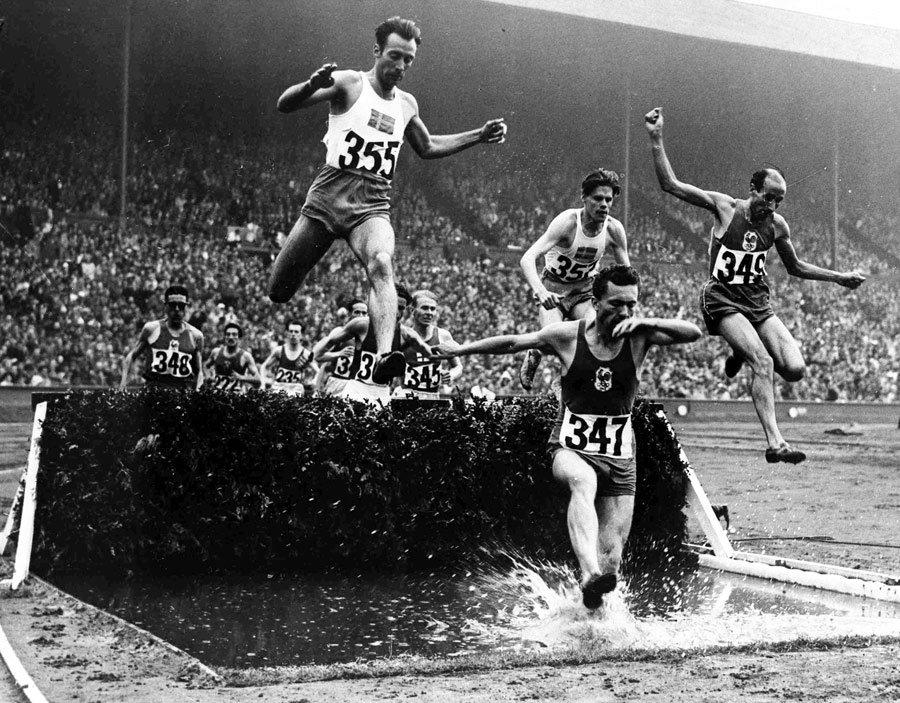 Картинка первой олимпиады