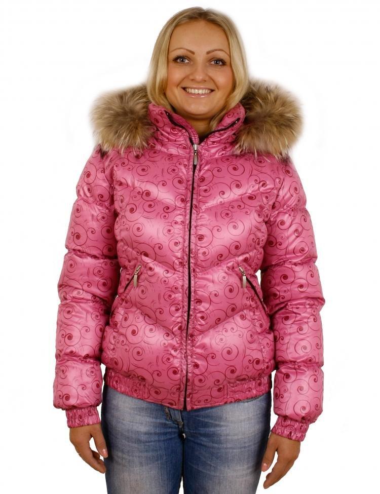 Куртки женские крупно
