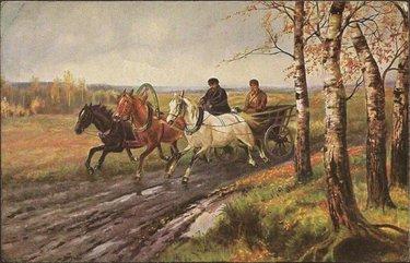 картины русских художников исторического жанра 19 века