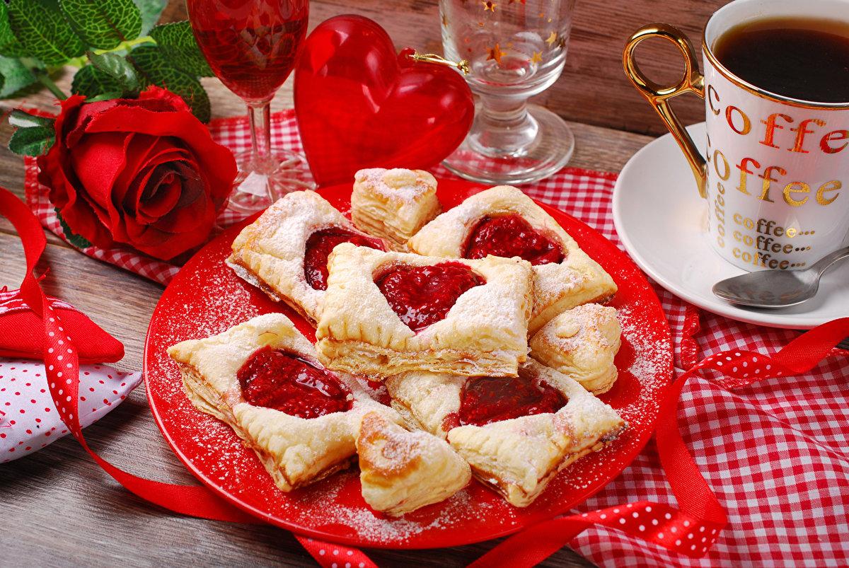 Открытка с печеньем, картинки пожеланиями картинки
