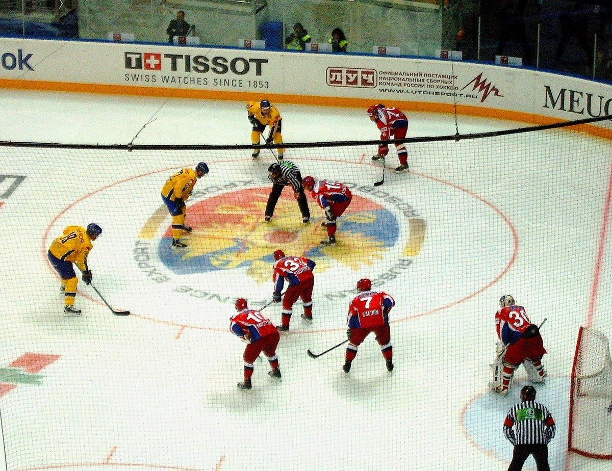 Азартные хоккеисты