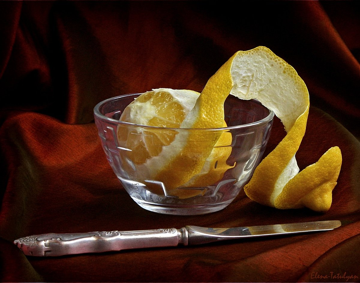 картинки натюрморты с лимоном является официальным фотографом