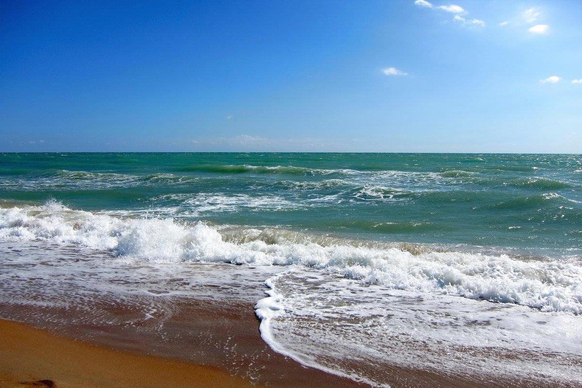 Море даль картинка