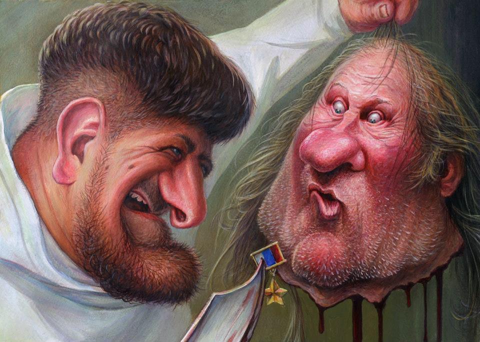 Соскучилась, чеченские приколы в картинках