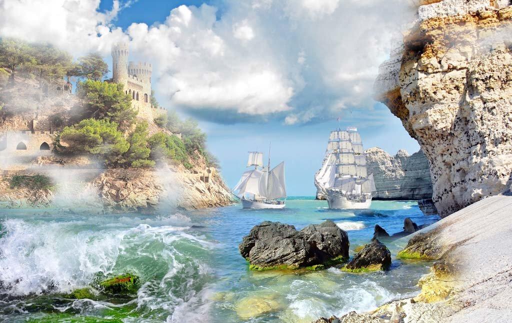 поднимаясь красивые крымские пейзажи фотообои ефремов состоит пятом