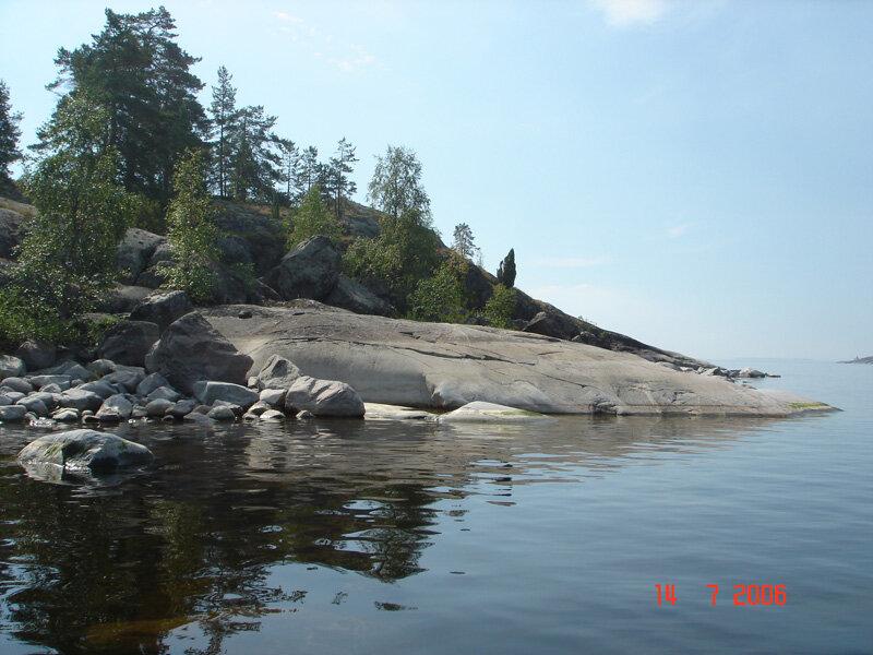 Ладога #ладога #озеро #природа