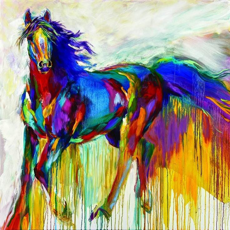 Живопись картинки цветные