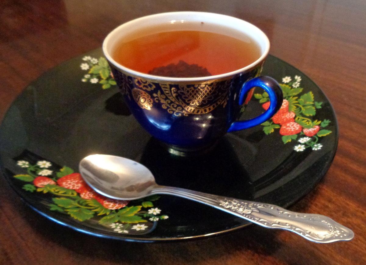 Картинки с питьем чая