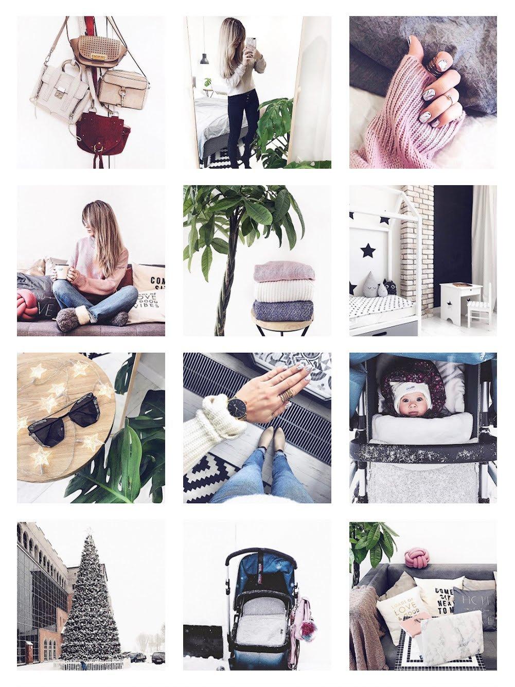 Как красиво оформить картинки в инстаграм, картинки