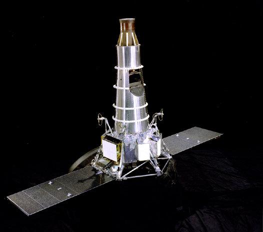 21 марта 1965 г. К Луне запущена американская автоматическая межпланетная станция «Рейнджер-9»