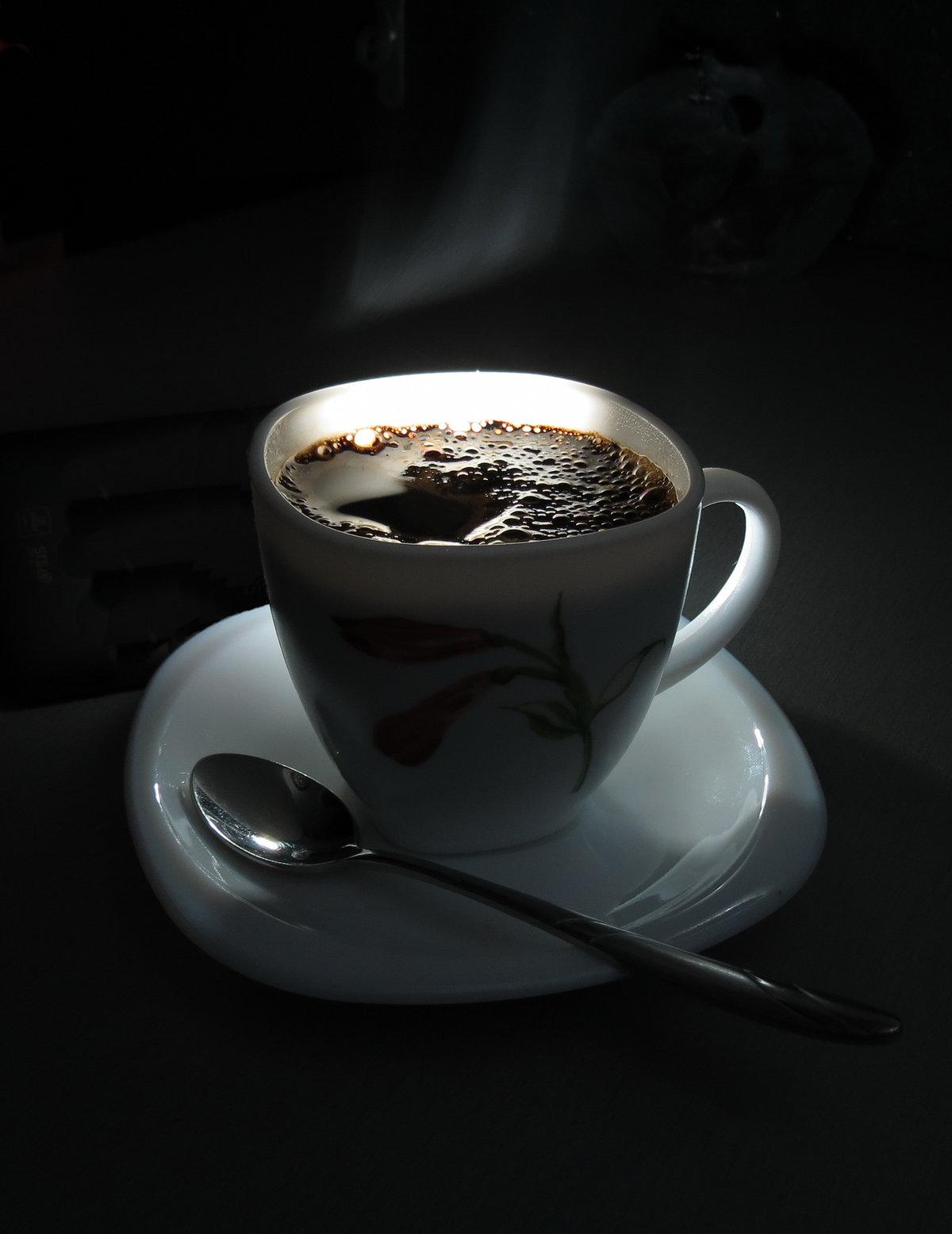 темный кофе картинки шли ровно, без