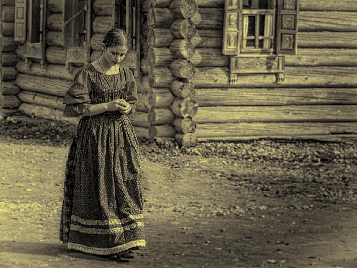 Как фото русских деревенских баб трах кладовке зрелые