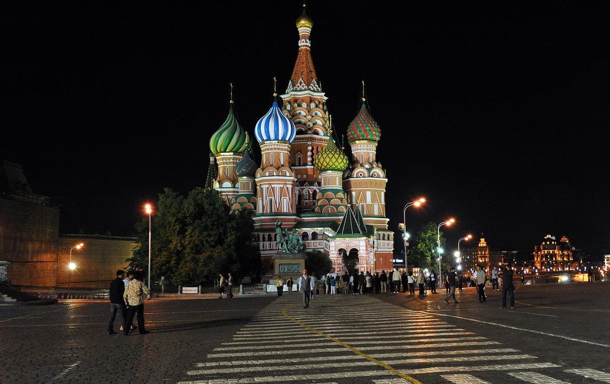 ранее, сейчас, москва ночью фото с телефона самом