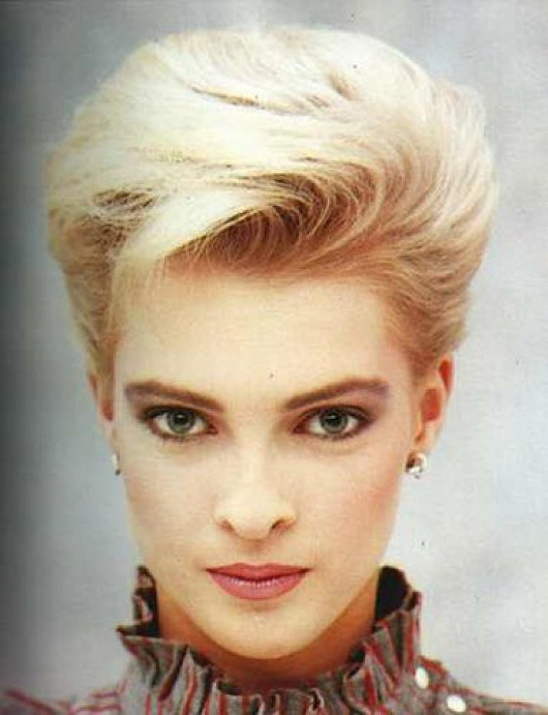 80s hairstyles for girls - 498×650