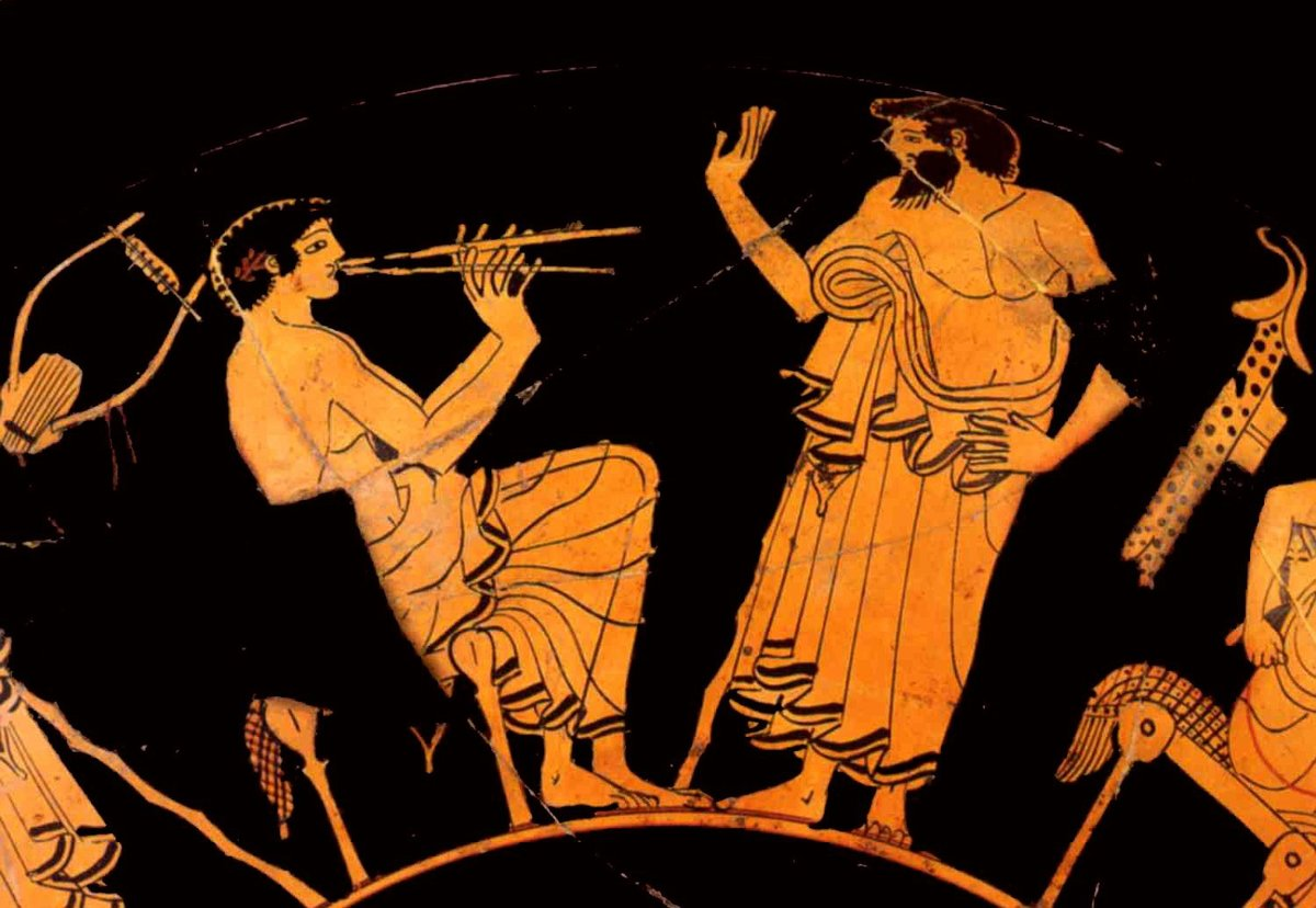 Греция музыка картинки