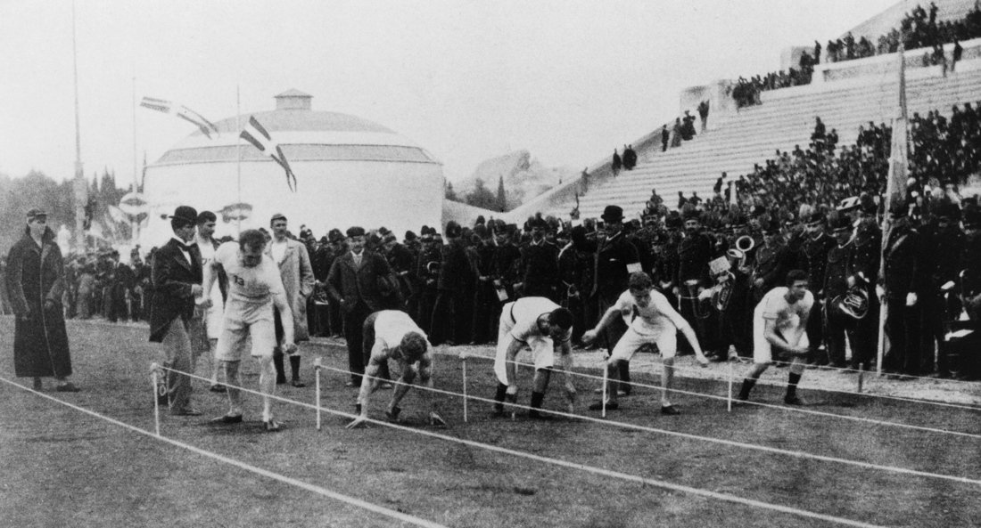 an overview of the beginning of the modern olympic games in the world The first modern olympics  daily chart a brief history of the olympic games has won the most medals at any games since the second world war.
