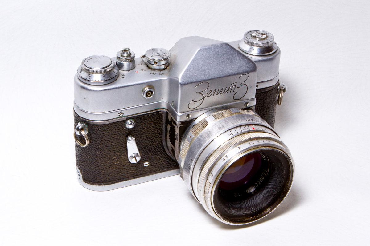 изобретатели сколько стоит советский фотоаппарат зенит фсб