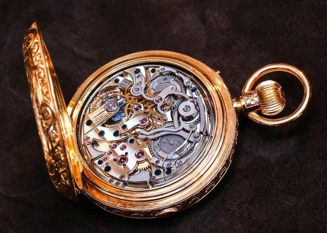 Patek philippe самые дорогие часы в мире
